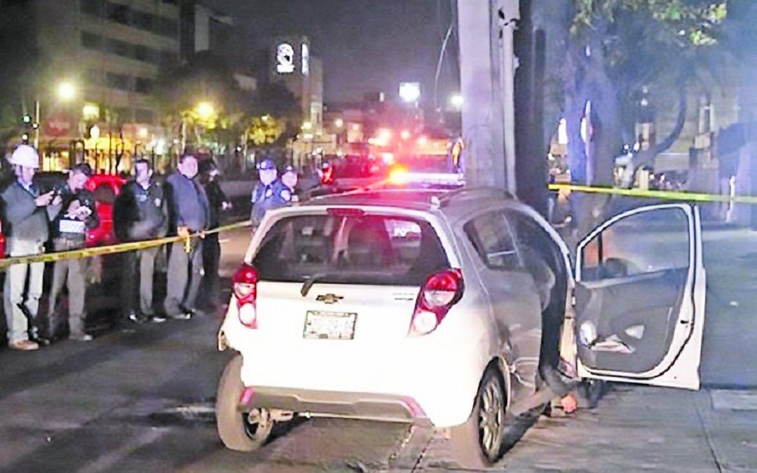 La CDMX entre las ciudades con mayor número de accidentes viales