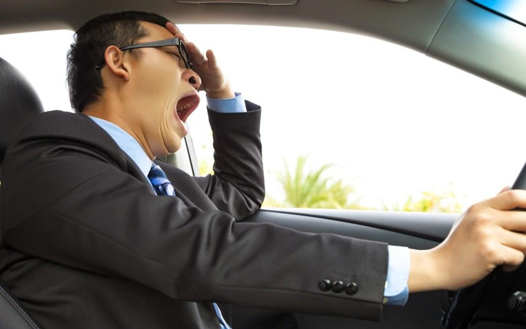Efectos del calor al volante