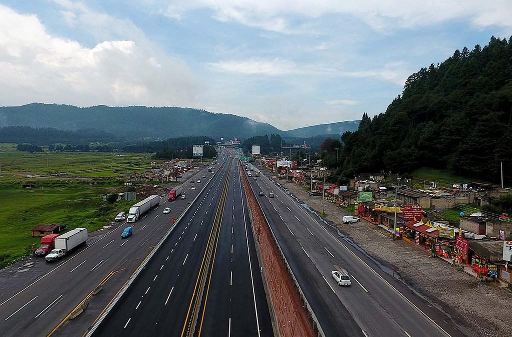 ¿De vacaciones? Estas son las carreteras más peligrosas de México