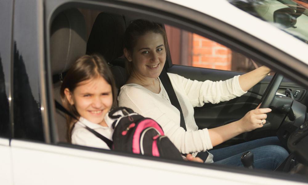 Cinco tips de seguridad al viajar con niños