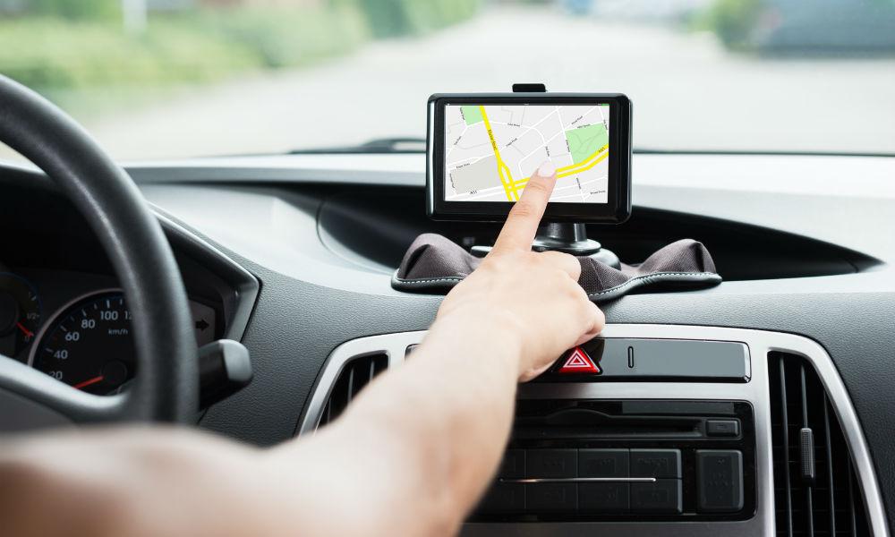 Ventajas de conducir con un GPS
