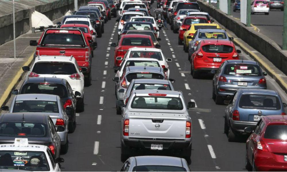 Calles de la CDMX con más accidentes