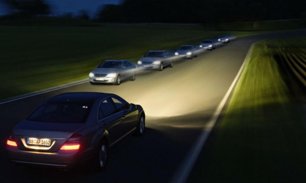 Aprende a utilizar las luces de tu carro