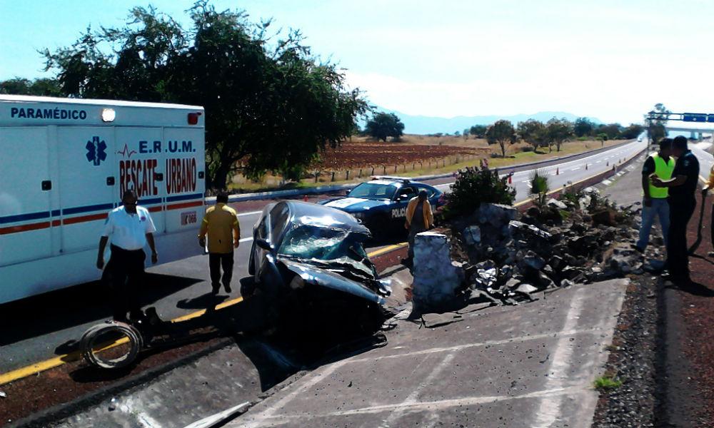 México, séptimo país con más muertes por accidentes de tránsito