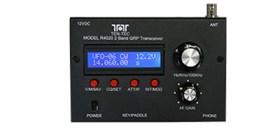The Ten-Tec Model R4020 40/20 Meters field-portable QRP transceiver.