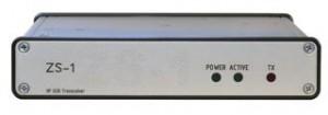 The Zeus ZS-1 SDR transceiver
