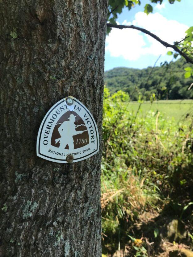 POTA Park Overmountain Victory Trail