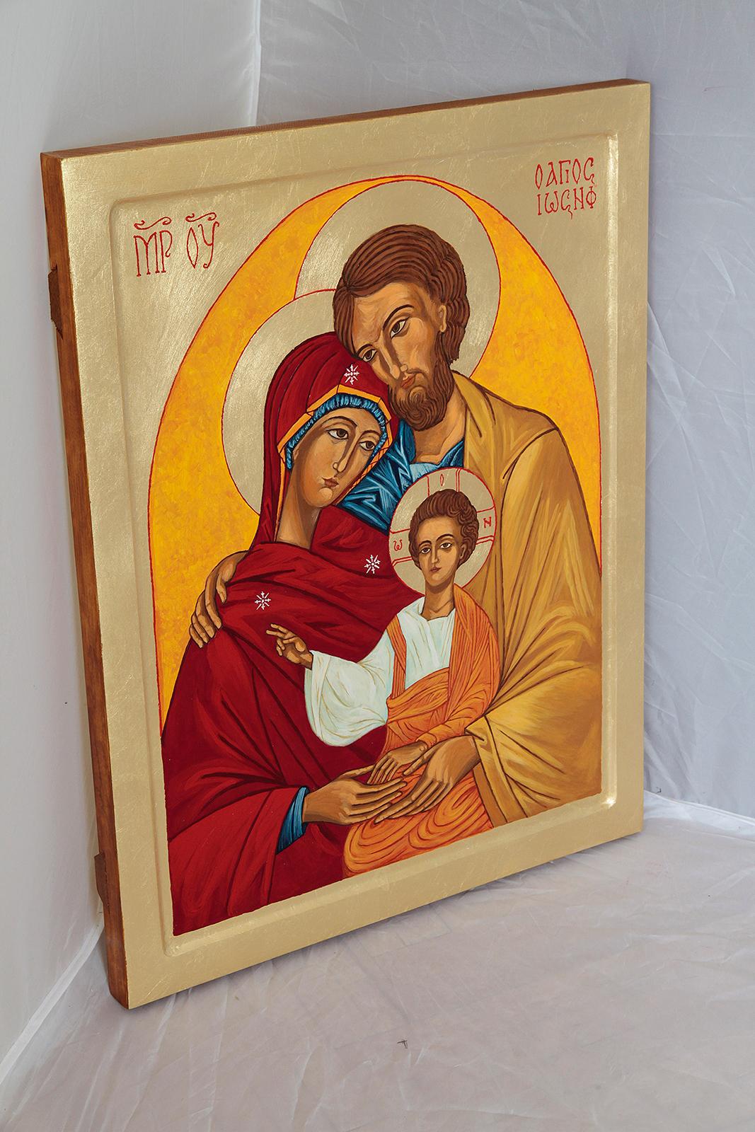 Ikona św Rodziny