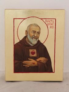 Ikona Ojca Pio