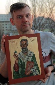 Saint Patrick - T-shirt