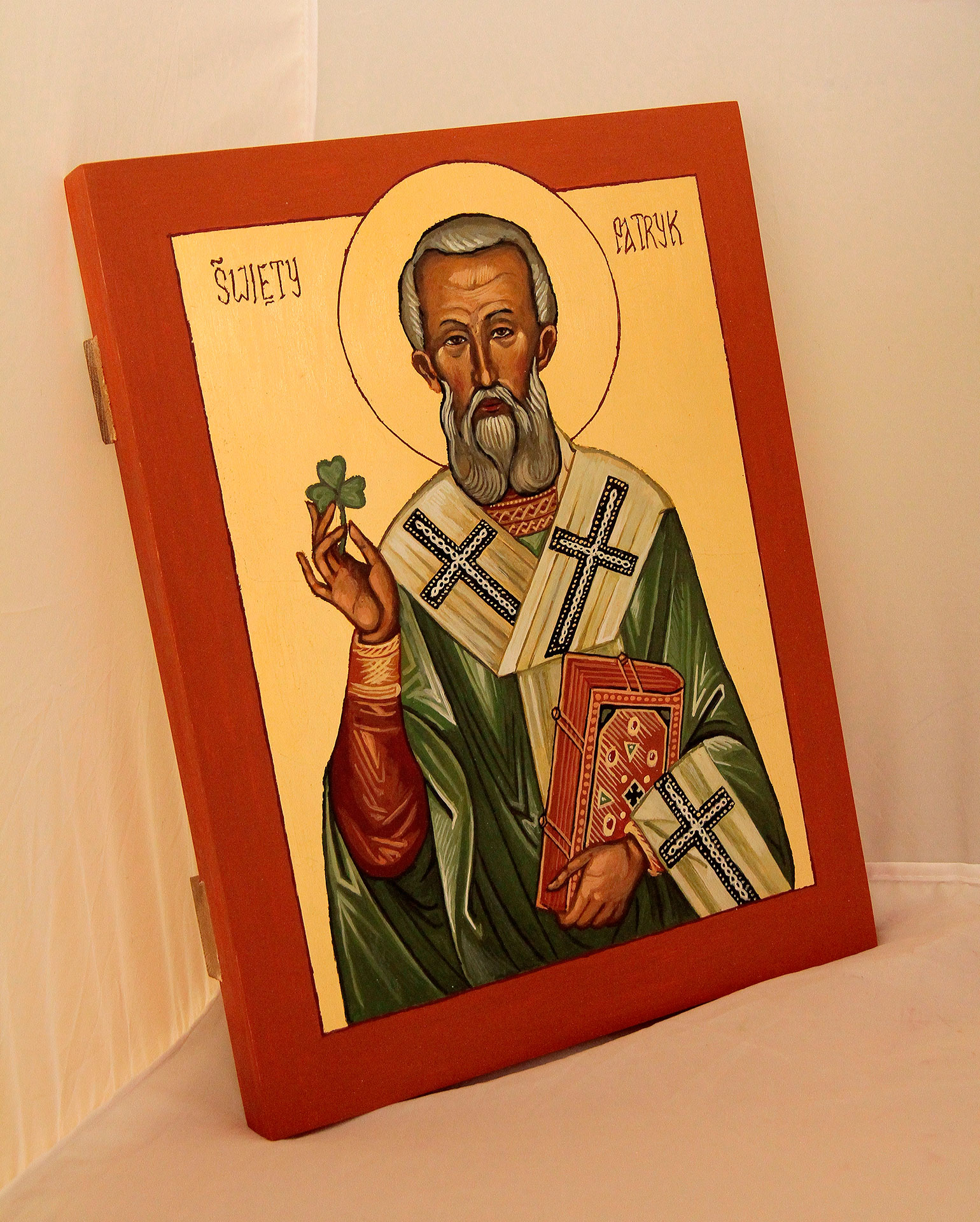 Saint Patrick - Illustration