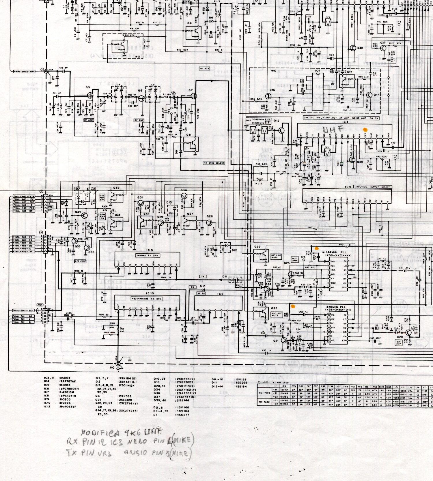WRG-6273] Midland Cb Mic Wiring Diagram on