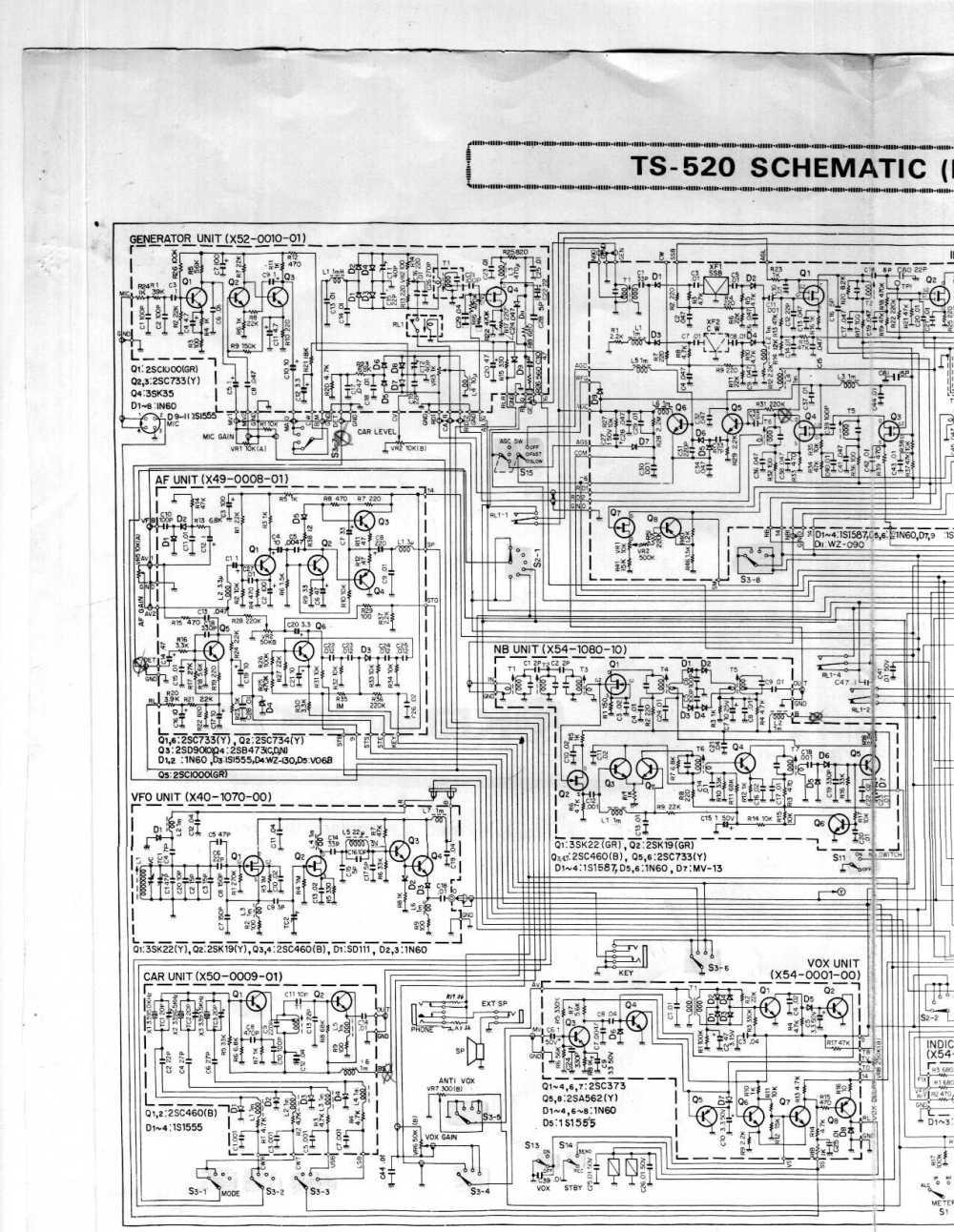 medium resolution of diagram as well kenwood ts 520 schematic diagram likewise kenwood ts kenwood ts 520 manual likewise kenwood mic wiring diagram on kenwood