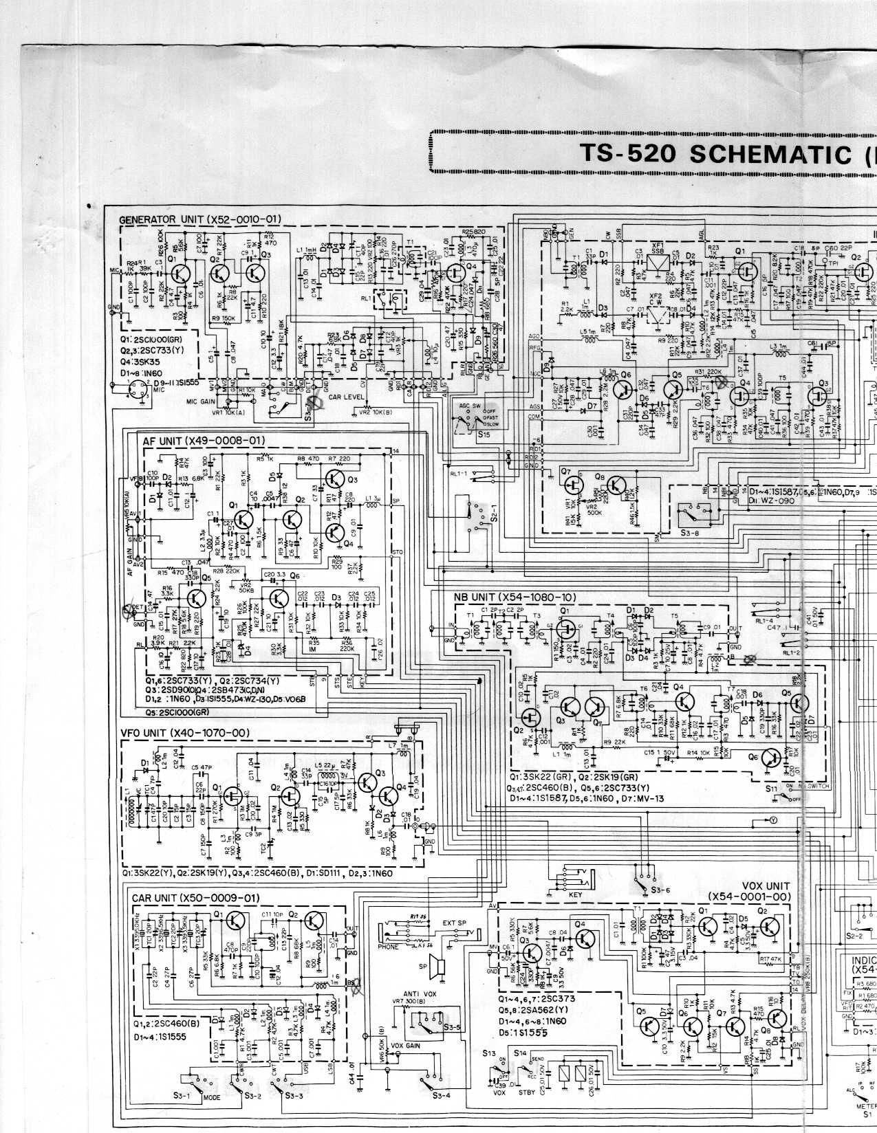 hight resolution of diagram as well kenwood ts 520 schematic diagram likewise kenwood ts kenwood ts 520 manual likewise kenwood mic wiring diagram on kenwood