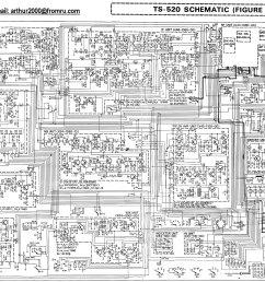 kenwood ts 520 schema jpg [ 2644 x 1948 Pixel ]