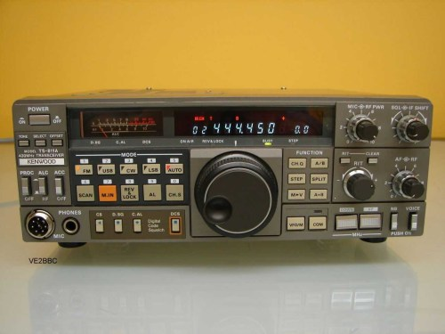 small resolution of kenwood ts 811a pic