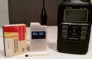 Small APRS Transceiver with MicroAPRS by DB1NTO