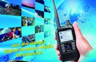 Icom Amateur Radio and D-STAR Catalogues , Now Available to Download!