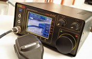 SX-2000 QRP HF transceiver with touch screen