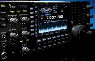 Icom IC-7700 + QST Review