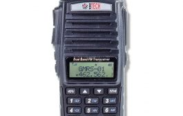 Announcing the BTECH GMRS-V1