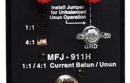 MFJ-911H Balun Review 160-10 meters 300W
