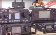 QRP Rig Comparison , FT817 / X108G / X5105 / mcHF RS-918