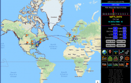 GridTracker – WSJT-X or JTDX decodes