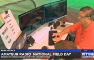 Residents make cross country connections at the Amateur Radio National Field Day
