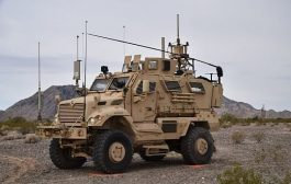 This is the Army's new electronic warfare (EW) tactical vehicle, the first of its kind in years