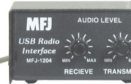MFJ-1204 –  USB TO RIG SC INTERFACE, W/8-PIN DIN,DATA/ACC PORT