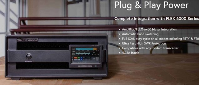 Works with Flex Radio - Nerfd net - RF News & Info