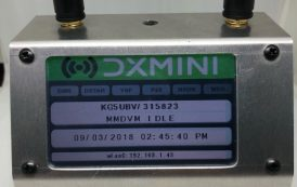 DXMini Pi-Star Hotspot for Amateur Radio