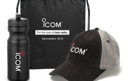 Commemorative Icom Hamvention® 2019 Swag Kit