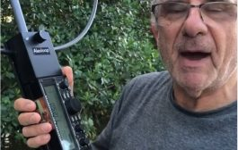 New complete HF Portable QRP Station on the Palm of the Hand