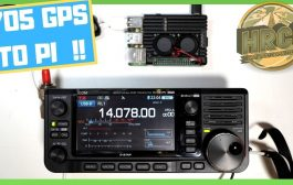 ICOM IC 705 Raspberry Pi Setup WITH GPS