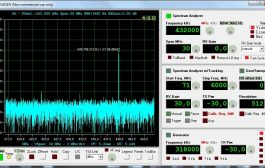 SATSAGEN SPECTRUM ANALYZER SOFTWARE UPDATED: NOW SUPPORTS RTL-SDR