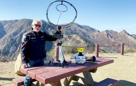 Ultimate Motorcycling's Ham on a Hog 3 Review of the Icom IC-705 Amateur Radio Transceiver and more