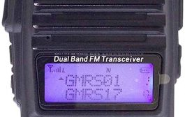 BTECH GMRS-V1 Review, Power Output Test | GMRS Repeater Capable Handheld Radio