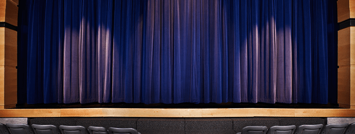 Stage Curtain Fabrics  Theatrical Supplies Performance Halls