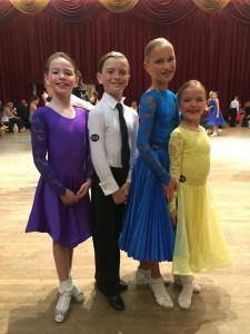 Dancing will improve your general well-being, co-ordination, communication skills and confidence