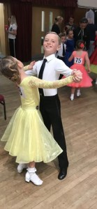 Children Ballroom & Latin American