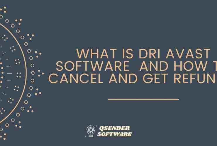 DRI Avast Software Refund