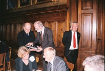 2008 Abel Prize Ceremony And Related Events In Oslo