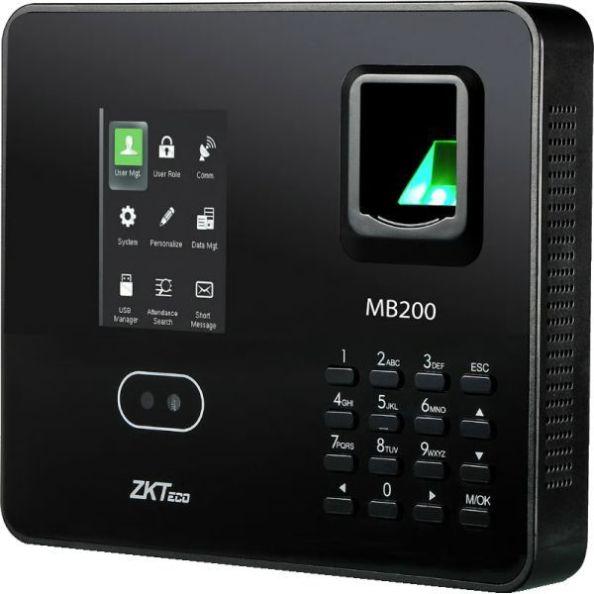 ZK-Time-Attendance-Ifaceeconomy-MB200 | اسعار اجهزة البصمة