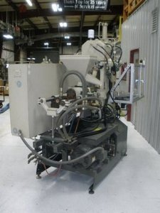 CINCINNATI MILACRON VERTICAL 40 TON ROTARY PRESS, YR 1995---CALL FOR QUOTE----314
