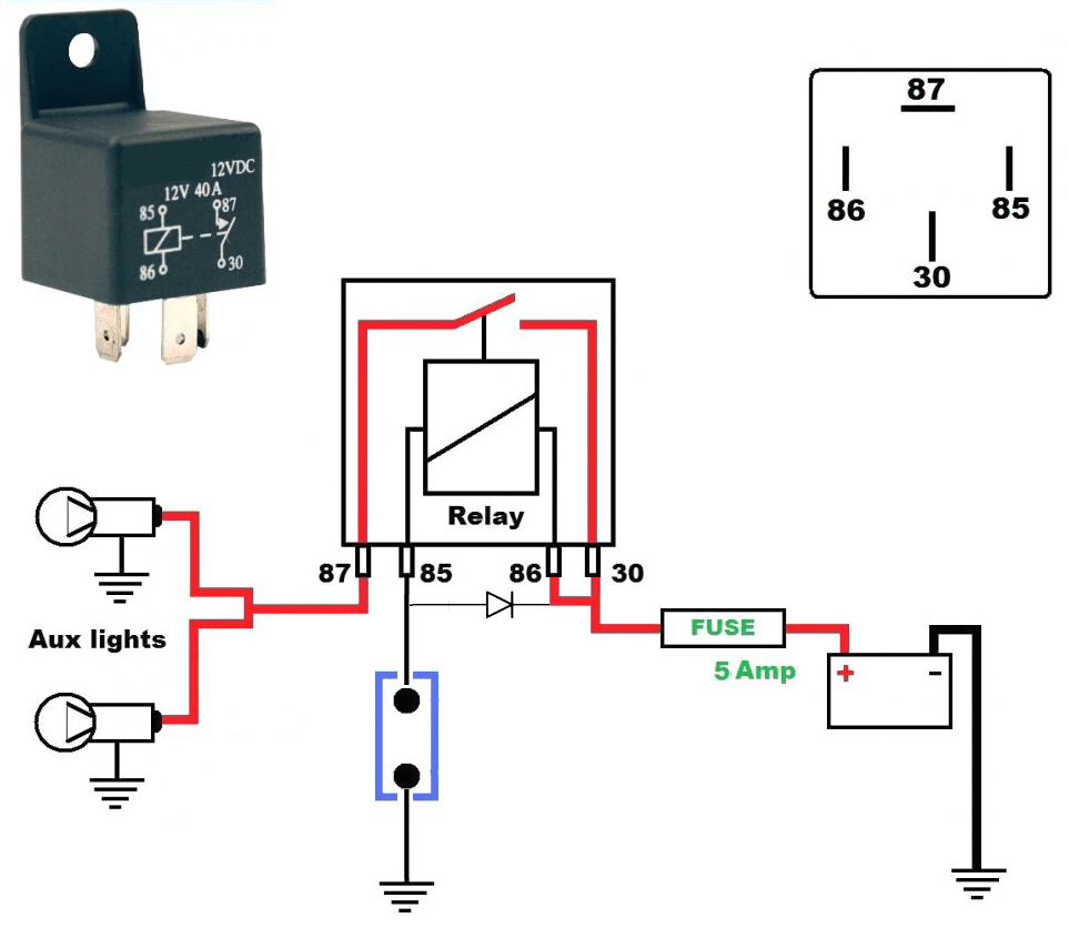 medium resolution of st1300 fuse box