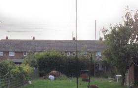 40m vertical in my back garden