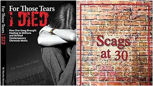 "New in November: LGBTQ Christian books ""For Those Tears I Died"" and ""Scags at 30"""