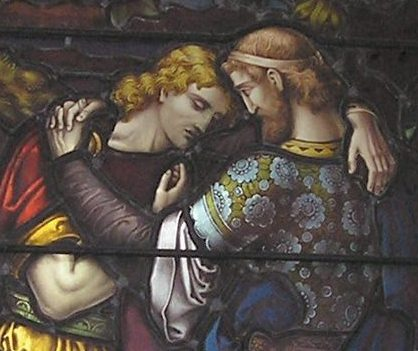 David and Jonathan: Same-sex love between men in the Bible